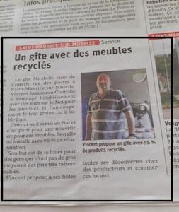 Gîte Mirabelle