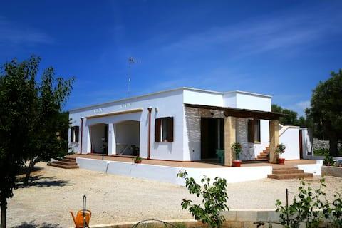 Casa al mare in Salento ideale per coppie DAMIA 3