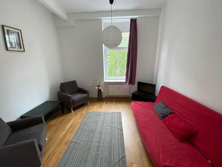 App 12D - Messe Apartment & 3 rooms & kitchen