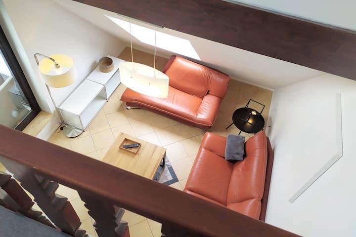Super Penthouse #9 +Wintergarten +Balkon +Klima