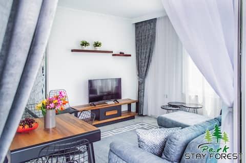 """Апартаменты №53 категория """"Люкс"""""""