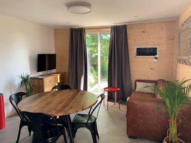 Maison très proche centre-ville Caen-Normandie