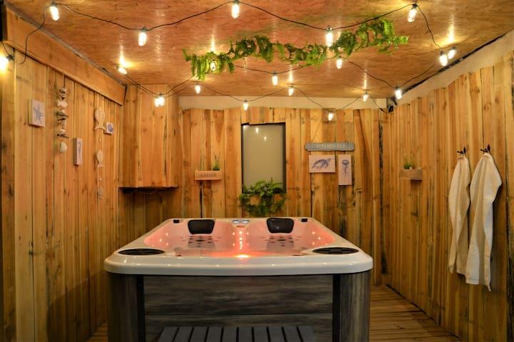 El Loft de Can Padrosa con *jacuzzi-spa* privado
