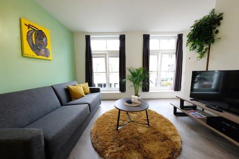 Precioso apartamento de un dormitorio de 60 m²
