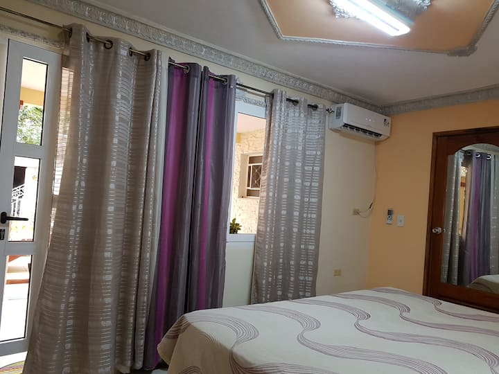 Comfortable Room Overlooking the Orchard