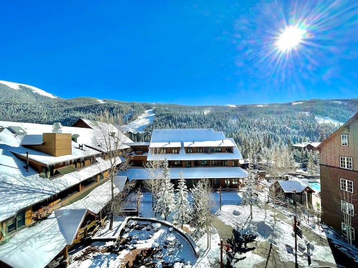 ★★ KEYSTONE CONDO ★★ Ski in/out - RiverRun Village