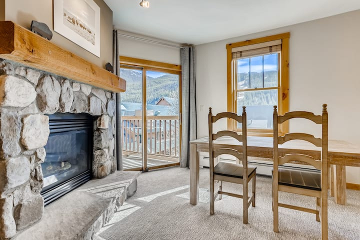 ★★ KEYSTONE CONDO ★★ Ski in/out - RiverRun Village
