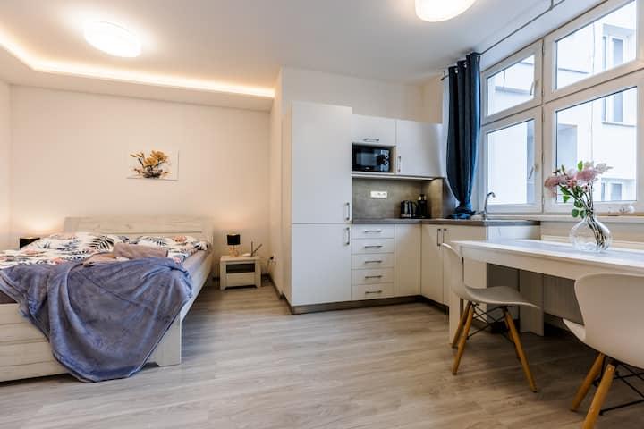Apartment s balkónem Brno-střed