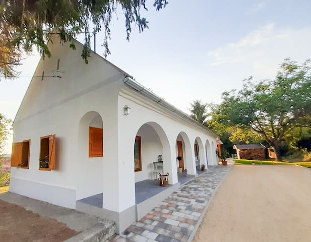 d9 cottage - charming cottage in the Bakony hills