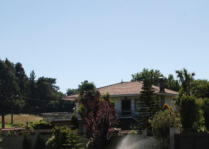 Alojamiento tranquilo en Boiro