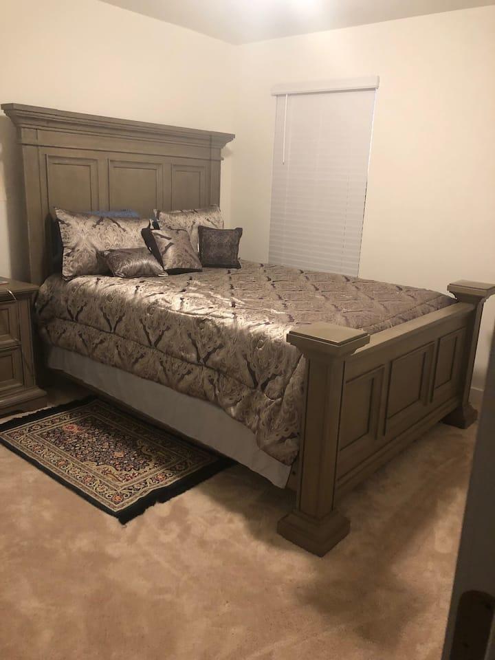 Bedroom 1-Beautiful bedroom for rent