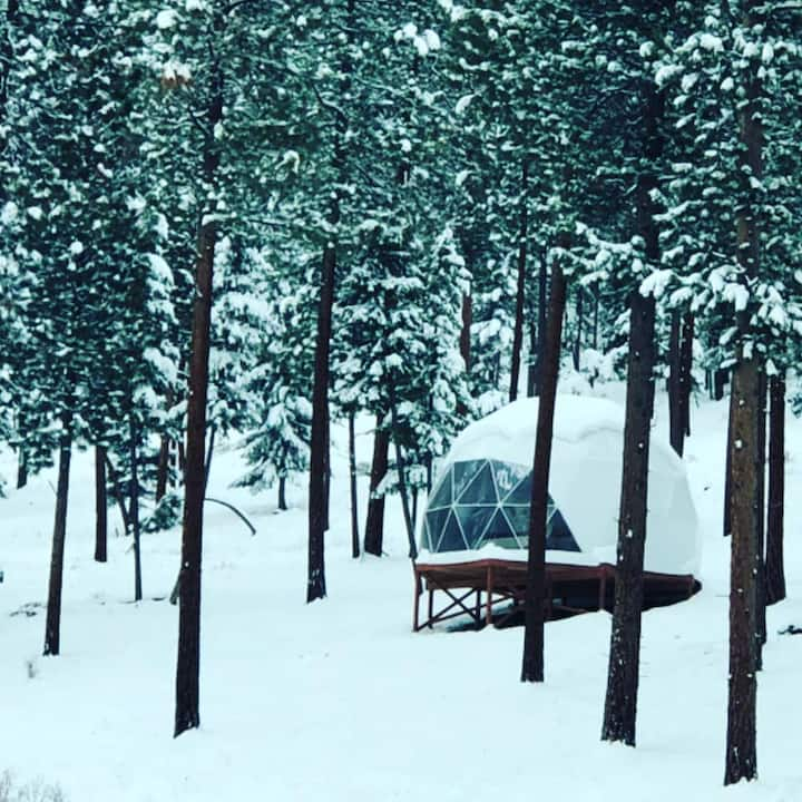 Zen Winter Dome (4x4 SUV needed)