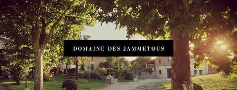 Domaine des Jammetous - Boutique B&B -South France