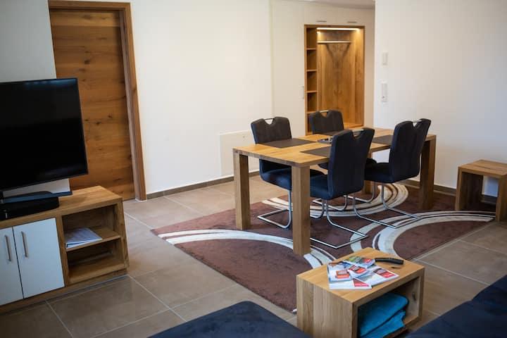 97qm Luxus Apartment am Arlberg mit privatem SPA