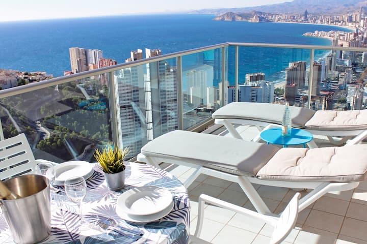 Benidorm High Apartments-37e étage C-Torre Lugano