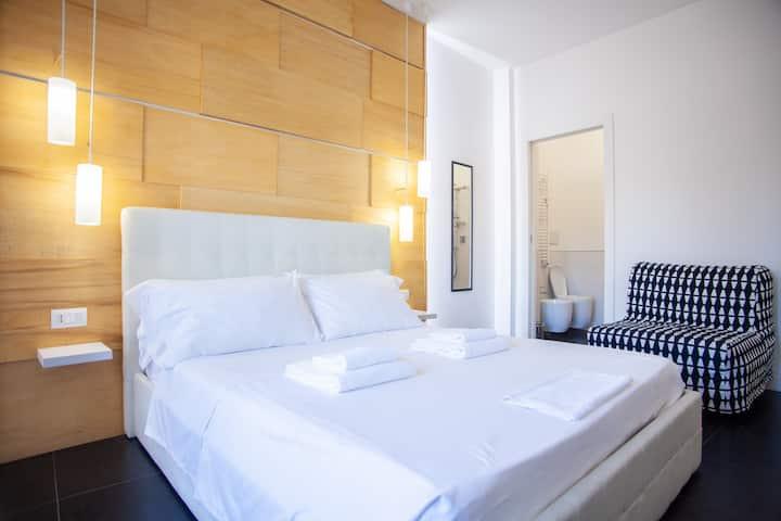 Ripa di Porta Ticinese Aparthotel 4PAX/AC/WIFI/TOP