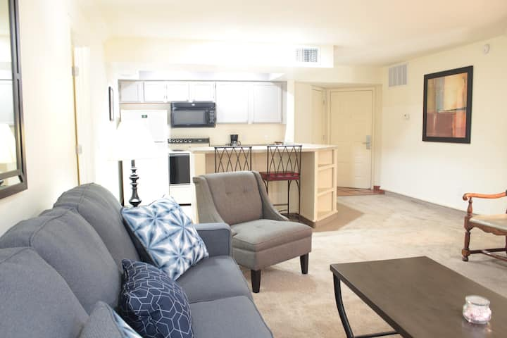 Tallgrass Serviced One Bedroom Apartment3-Monthly