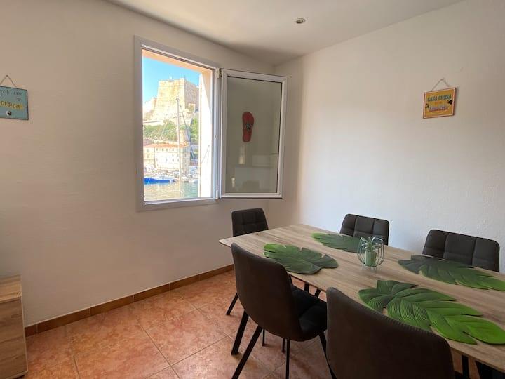 Bonifacio : appartement sur le magnifique port.