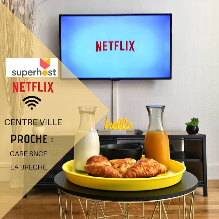 ❤︎ Yellow Sun ✰ Parquet ✰ Netflix ✰Fibre ❤︎
