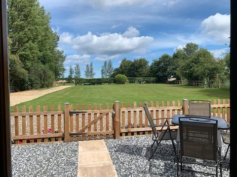 Walnut Barn country retreat in Norfolk