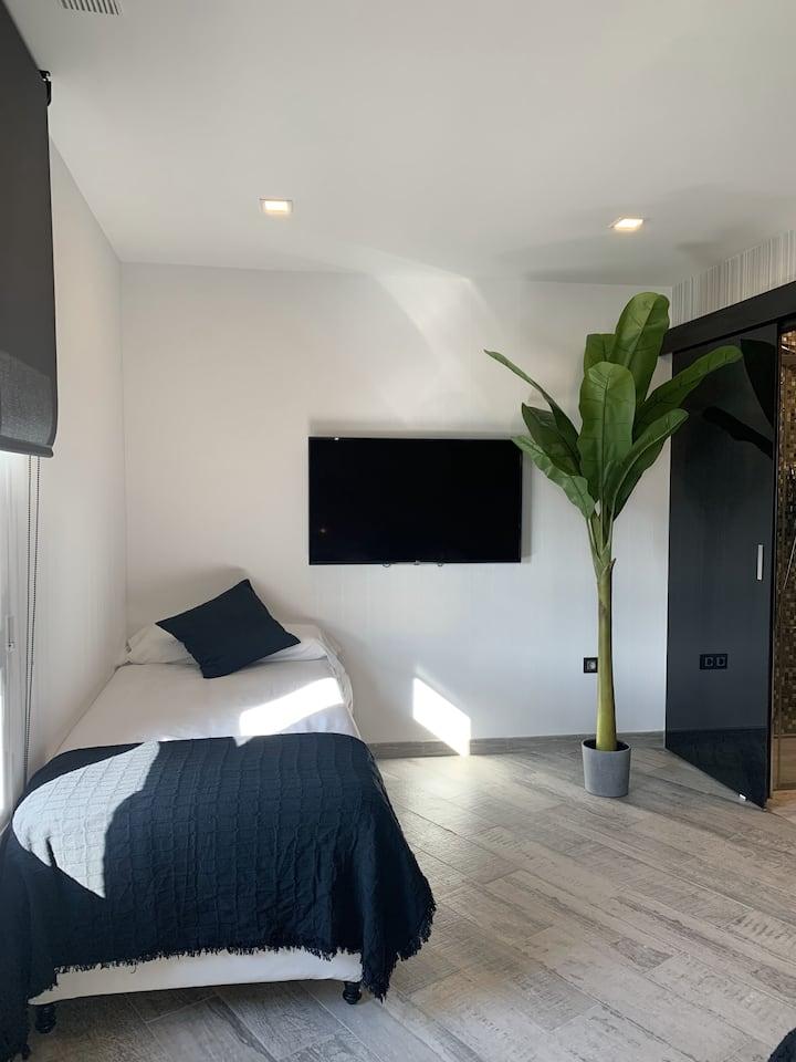 Hotel Riojano - Habitación sencilla