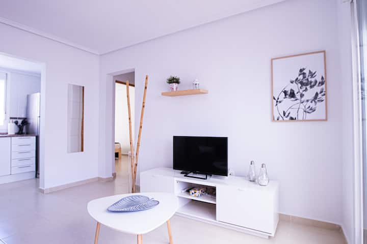 Vila Sylvianna: Apartamento especial cerca del mar