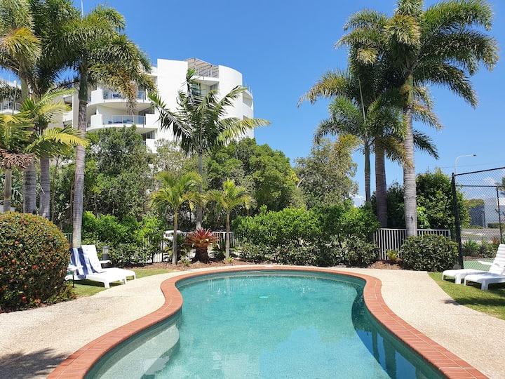 Sunshine Coast Beach Accommodation Marcoola