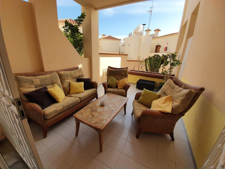 Апартаменты Playa Fañabe 1