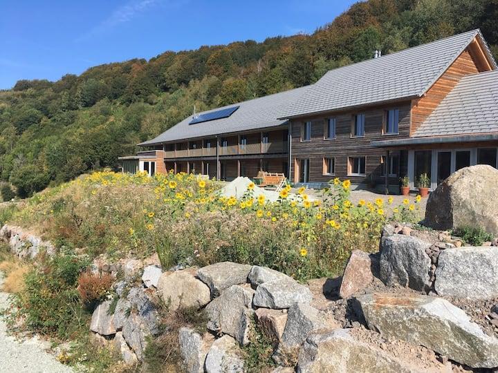 Berghof Fennematt - funkfrei in der wilden Natur!