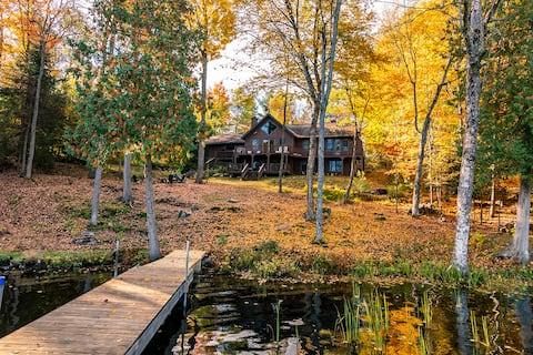 Oseetah Luxury Lodge on the Lake