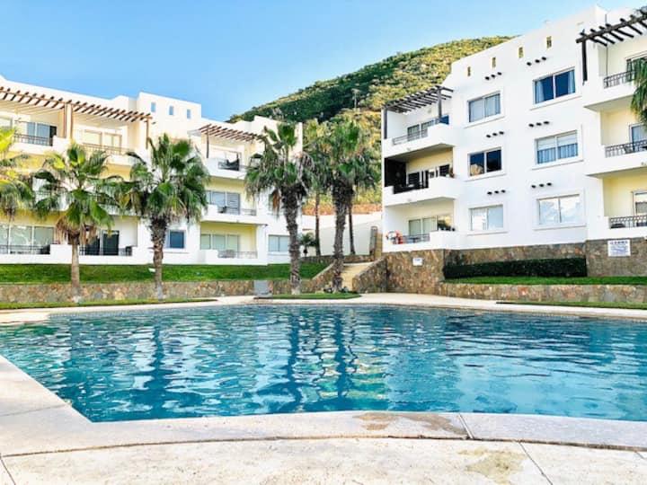 Villa Dorada Condo+10min from beach!!