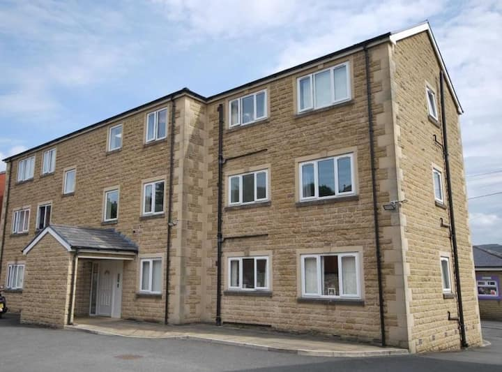 Entire apartment Ramsbottom centre On-site parking