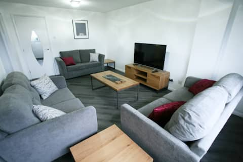 Luxury accommodation in Balivanich, Benbecula