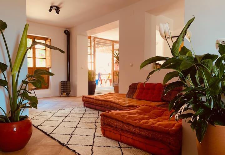 Vega House Málaga | Private house + pool for 12.
