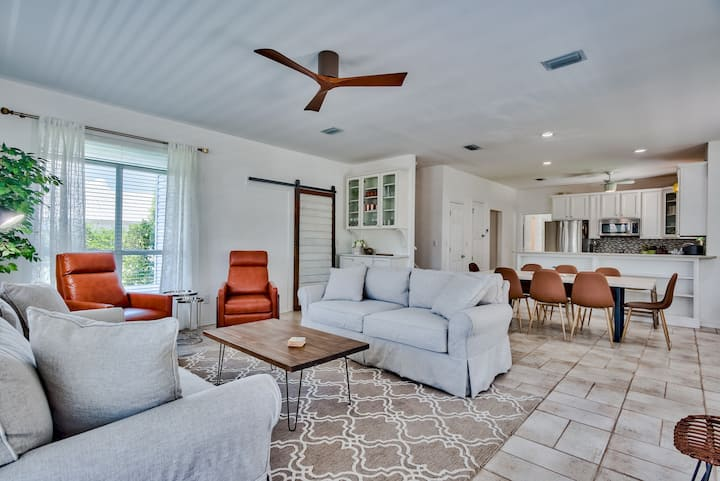 One & Only Features + Crystal Beach 4BR (New List)