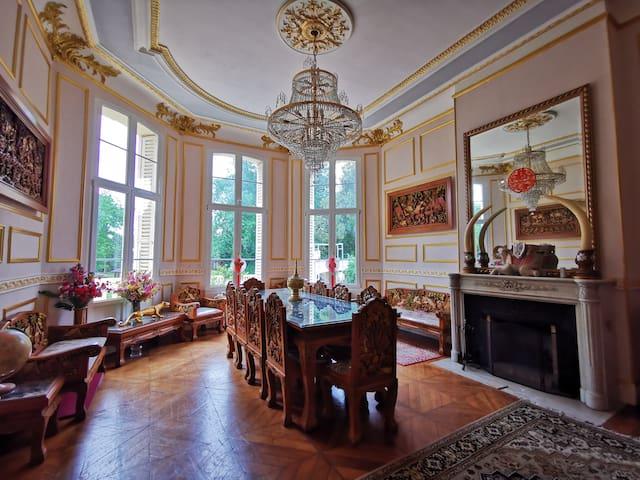 petit château d'art #little art castle