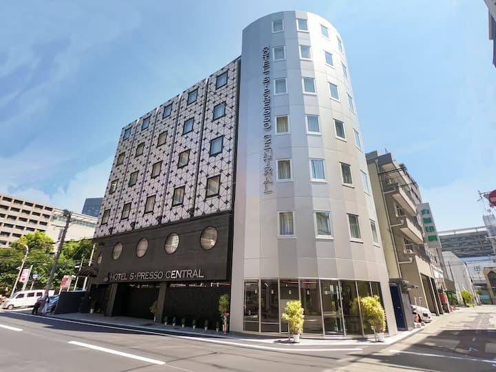 Hotel S-Presso Central-Deluxe Family Suite/ Namba