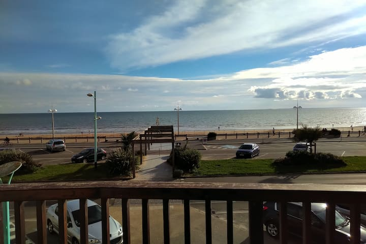 Appartement T1 bis Saint Jean de Monts face mer