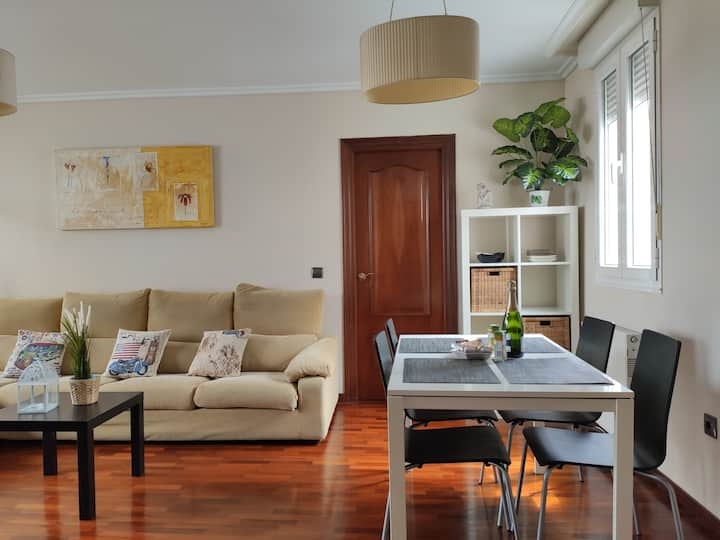Apartamento en el centro de Gijón