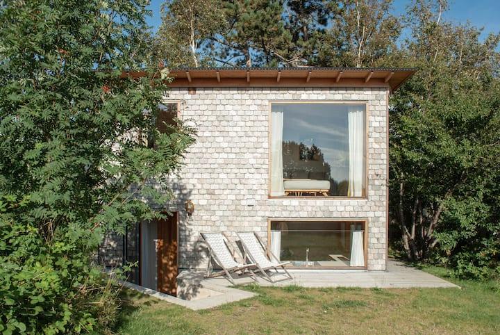 New built house 2 min ➞ beach in Nyhamnsläge