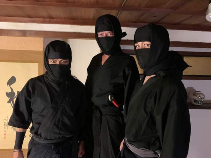 伊賀の泊まれる忍者屋敷(からくり部屋)