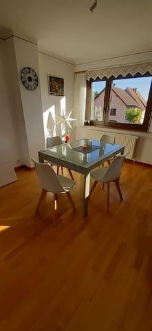 Maison jusqu'à 4 personnes en Alsace Bossue