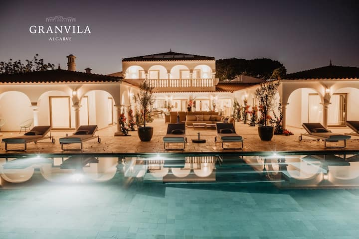 Luxury mansion in the heart of the Algarve