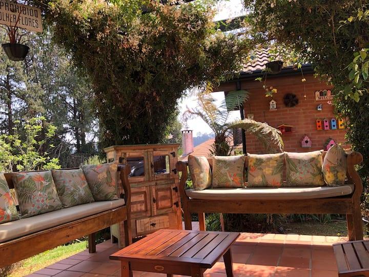Casa Espetacular em Monte Verde.