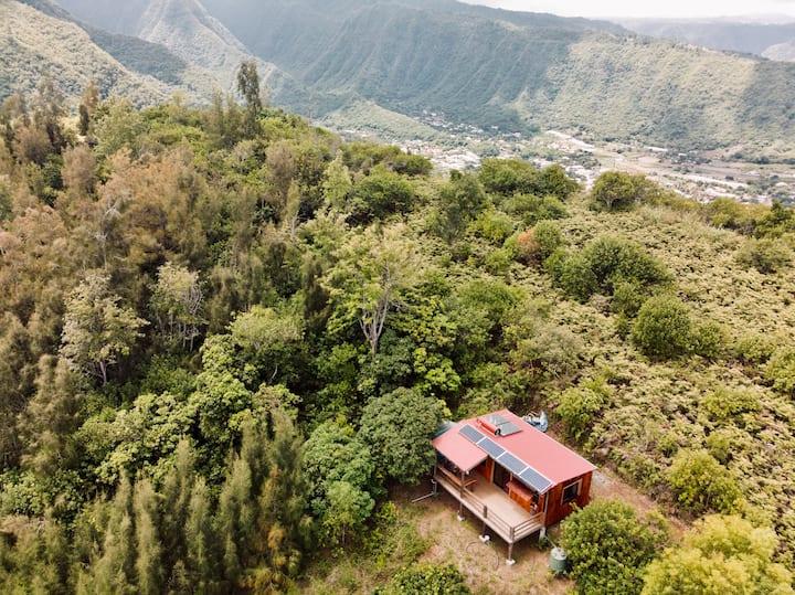 Ecolodge Sonothérapie Permaculture dans la nature