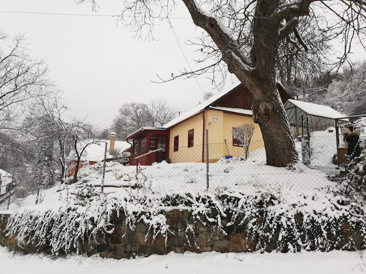 Domček nad Trojicou - rodinný Apartmán