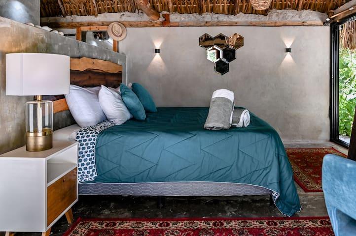Casa Mate Beachfront Cabañas el Cuyo Room Ocean