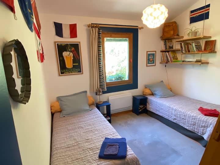 B&B A LA CARTE - la chambre Benoît