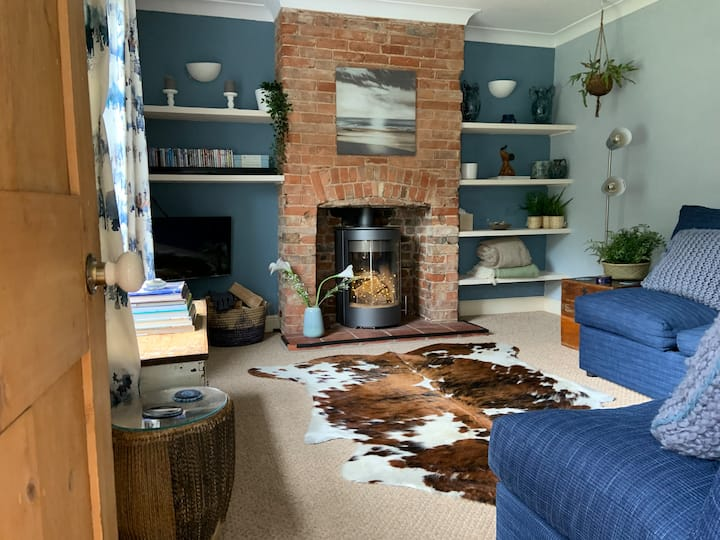 A boutique stay with Norfolk as your oyster