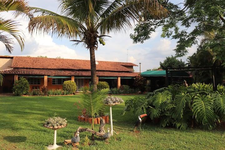 Chácara casa de campo completa Brasília-DF